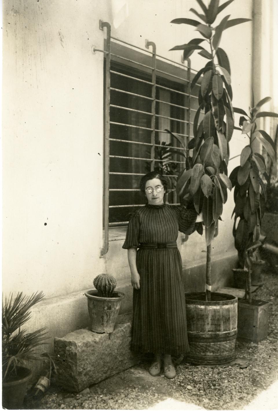 מרים ילן שטקליס שנות ה-30 ירושלים גנזים